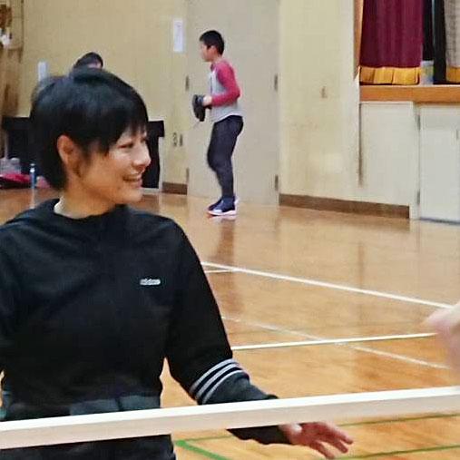 橋川 千香コーチ