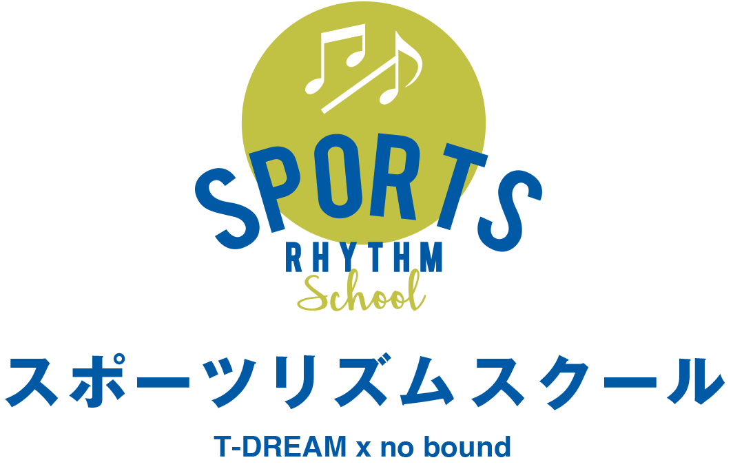 TDREAM スポーツリズム教室ロゴ